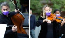 Concerts, April 22, 2021, 04/22/2021, Bach, Bartok, Broadway, The Beatles and More on Strings! (in-person)