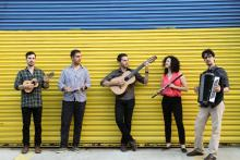 Concerts, April 27, 2021, 04/27/2021, Choro Band: Highly Energetic Brazilian Music (virtual)