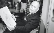 Films, April 03, 2021, 04/03/2021, The Drawings of Christian Dior (2018): Documentary about the Legend (virtual, streaming for 24 hours)