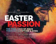 Musicals, April 04, 2021, 04/04/2021, Easter Passion: Musical with Broadway Actors (virtual, streaming for 24 hours)