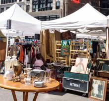 Fairs, May 02, 2021, 05/02/2021, (IN-PERSON, outdoors) Flea Market: Antiques, Vintage Goods, Food Vendors