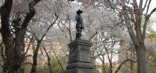 Park Walks, April 14, 2021, 04/14/2021, Central Park Walk:Pilgrim Hill (virtual)