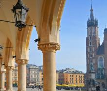 Tours, April 06, 2021, 04/06/2021, Poland's Krakow - Splendid Old Town (virtual)