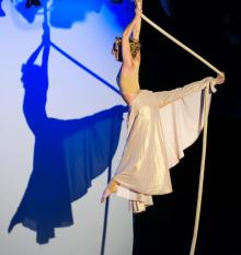 Performances, April 03, 2021, 04/03/2021, (IN-PERSON) Aerialists and Acrobats: Works-in-Progress and Show-Ready Acts