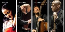 Concerts, April 03, 2021, 04/03/2021, Jazz Quartet: 'sounds from West Africa, South America, the Caribbean and Andalusian Spain' (virtual)