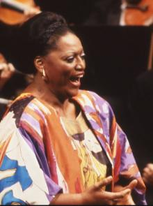 Concerts, April 25, 2021, 04/25/2021, Legendary Soprano Jessye Norman Performs Strauss, Bizet, Tchaikovsky and More (virtual, streaming for 24 hours)