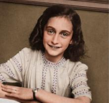 Tours, April 11, 2021, 04/11/2021, Anne Frank's Europe: Before, During and After Her Diary (virtual history tour)