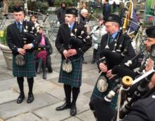 Concerts, April 10, 2021, 04/10/2021, (IN-PERSON, outdoors) Scottish Dance and Music in a Park!