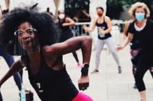 Workshops, April 28, 2021, 04/28/2021, (IN-PERSON, outdoors) Zumba Class!