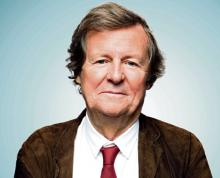 Discussions, April 20, 2021, 04/20/2021, Renowned Playwright and Screenwriter Sir David Hare in Conversation (virtual)