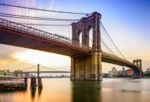 Tours, April 06, 2021, 04/06/2021, New York City:Walk Across the Brooklyn Bridge (virtual)