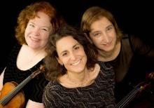 Concerts, April 08, 2021, 04/08/2021, Early Viennese Music for String Trio (virtual)