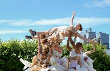 Dance Performances, April 20, 2021, 04/20/2021, (IN-PERSON, outdoors) Innovative Dance