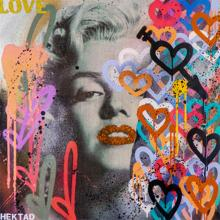 Opening Receptions, April 16, 2021, 04/16/2021, (IN-PERSON) May the Love be with You: Street Art Prints Inspired by Love and Star Wars
