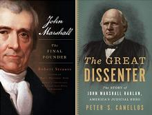Discussions, June 10, 2021, 06/10/2021, The Great Justices: Founders, Dissenters, and Prophets (virtual)