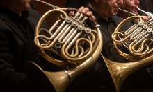 Concerts, May 17, 2021, 05/17/2021, (IN-PERSON, outdoors) Horn Quartet Performs R. Strauss, Carlos Chavez and More