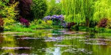 Tours, May 02, 2021, 05/02/2021, Monet's Giverny - A Home and Garden (virtual)