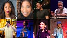 Poetry Readings, April 22, 2021, 04/22/2021, National Poetry Month: Poems and Music (virtual)