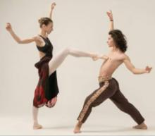 Dance Performances, May 02, 2021, 05/02/2021, (IN-PERSON, outdoors) Dance: From Traditional Ballets to New Contemporary
