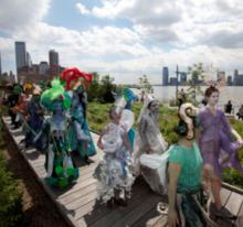 Festivals, May 08, 2021, 05/08/2021, (IN-PERSON, outdoors) Earth Celebration: Visual Art, Pageant, Puppets, Performances