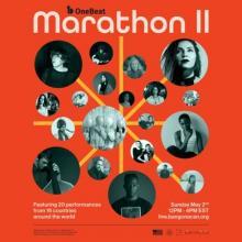 Concerts, May 02, 2021, 05/02/2021, Bang on a Can Marathon: Global Music (virtual)