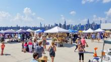 Fairs, May 02, 2021, 05/02/2021, (IN-PERSON, outdoors) Waterfront Market: Music, Food, Comedy, Activities, Vintage, Art