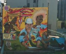 Slide Lectures, May 18, 2021, 05/18/2021, Protest and Celebration: A History of Lower East Side Murals (virtual)