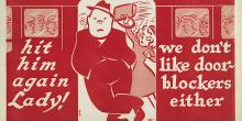 Slide Lectures, May 04, 2021, 05/04/2021, Subway Posters: Explore the Work of 'the Emily Post of the Subway' (virtual)