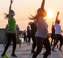 Workshops, May 10, 2021, 05/10/2021, (IN-PERSON, outdoors) Zumba in a Park