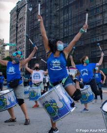 Concerts, May 02, 2021, 05/02/2021, (IN-PERSON, outdoors) Samba Drums