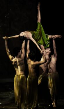 Dance Performances, May 07, 2021, 05/07/2021, Korean National Ballet (virtual)