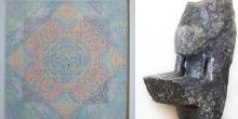Opening Receptions, May 04, 2021, 05/04/2021, (IN-PERSON) 2-Dimensional Art Work and Marble Sculptures