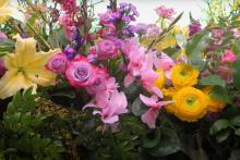 Fairs, May 11, 2021, 05/11/2021, (IN-PERSON) Flower Show: Floral Extravaganza