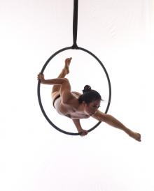 Performances, May 09, 2021, 05/09/2021, (IN-PERSON) Aerialists and Acrobats: Works-in-Progress and Show-Ready Acts