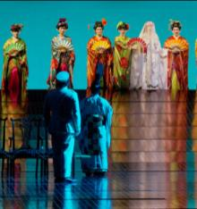 Concerts, May 08, 2021, 05/08/2021, Met Opera: Puccini's Madama Butterfly (virtual)