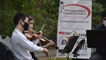 Festivals, May 01, 2021, 05/01/2021, (IN-PERSON, outdoors) Spring in the Heights: Jazz, Classical and Broadway Music, Shops, and More