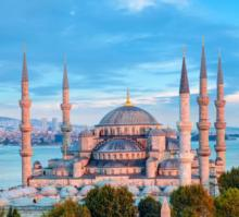 Tours, May 03, 2021, 05/03/2021, Istanbul: Hagia Sofia and Blue Mosque, Sultan vs Emperor (virtual)