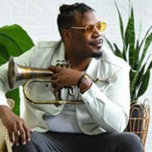 Concerts, May 08, 2021, 05/08/2021, (IN-PERSON, outdoors) Grammy-Winning Trumpeter