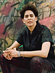 Discussions, May 11, 2021, 05/11/2021, Highly-Acclaimed Visual ArtistJulie Mehretu in Conversation (virtual)