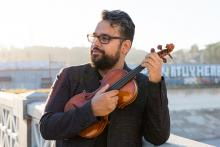 Concerts, May 11, 2021, 05/11/2021, LA Philharmonic Former Violinist in Concert and Conversation (virtual)