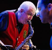 Concerts, May 06, 2021, 05/06/2021, 11-Time Grammy Winning Saxophonist, Clarinetist Paquito D'Rivera (virtual)