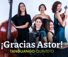 Concerts, May 26, 2021, 05/26/2021, Music by Astor Piazzolla and Tango Dancers (virtual)