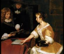 Slide Lectures, June 01, 2021, 06/01/2021, A Night at the Museum: The Smithsonian's Musically-Themed Paintings (Zoom)