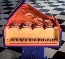 Concerts, June 15, 2021, 06/15/2021, Viola Organista Maker and Player in Performance and Conversation (Zoom)