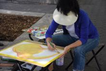 Workshops, June 30, 2021, 06/30/2021, (IN-PERSON, outdoors) Elements of Nature Drawing