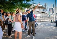 Tours, July 18, 2021, 07/18/2021, Waterfront Walk: Guided Park Tour