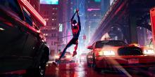 Films, June 09, 2021, 06/09/2021, (IN-PERSON, drive-in theater) Spider-Man: Into the Spider-Verse (2018): Oscar for Best Animated Feature Film
