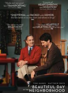 Movie in a Parks, June 04, 2021, 06/04/2021, (IN-PERSON, outdoors) A Beautiful Day In The Neighborhood (2019): Biographical Drama with Tom Hanks