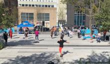 Dance Lessons, June 13, 2021, 06/13/2021, (IN-PERSON, outdoors) Intro to Modern Dance Class