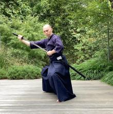 Workshops, June 16, 2021, 06/16/2021, (IN-PERSON, outdoors) Japanese Sword Lessons